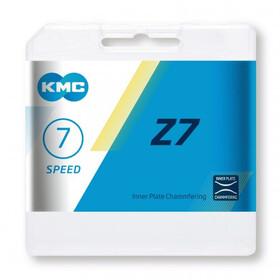 KMC Z7 Ketting 6/7-speed, grey/brown